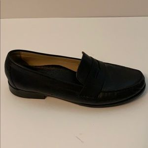 Cole haan penny loafer oxfords black 8.5 flats